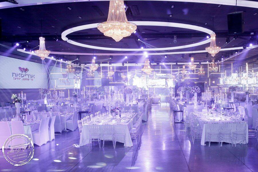 אודיסאה מרכז אירועים וכנסים בבאר שבע